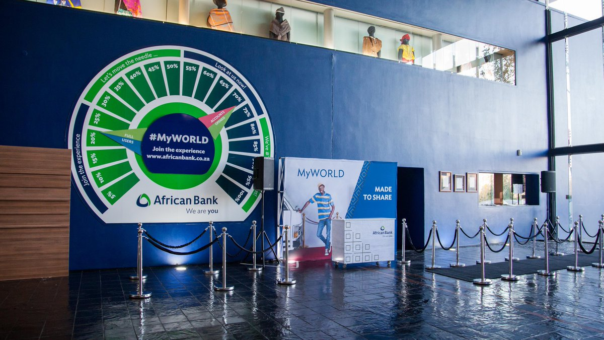 African Bank On Twitter Check Out The Behind The Scenes This Is