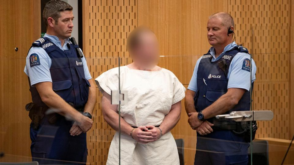 New Zealand charges mosque shooter with terrorism #Christchurch #WorldNews https://t.co/X1rinLuVYT https://t.co/XYHsoFIFhn
