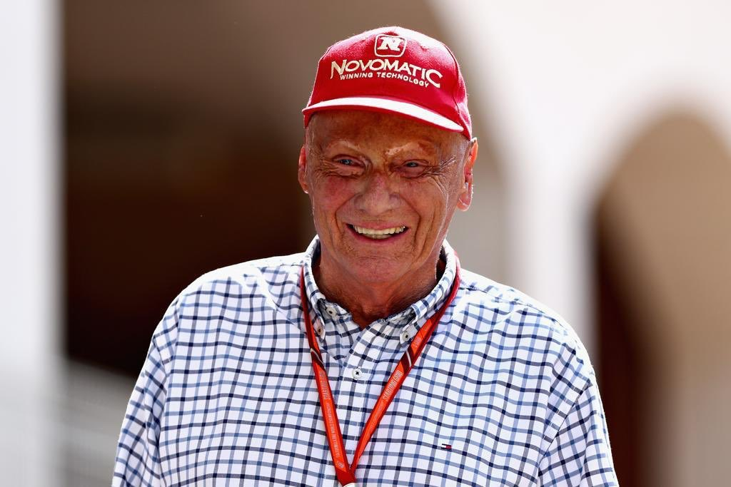 A great racer, and true F1 legend. RIP Niki Lauda, you will be missed.