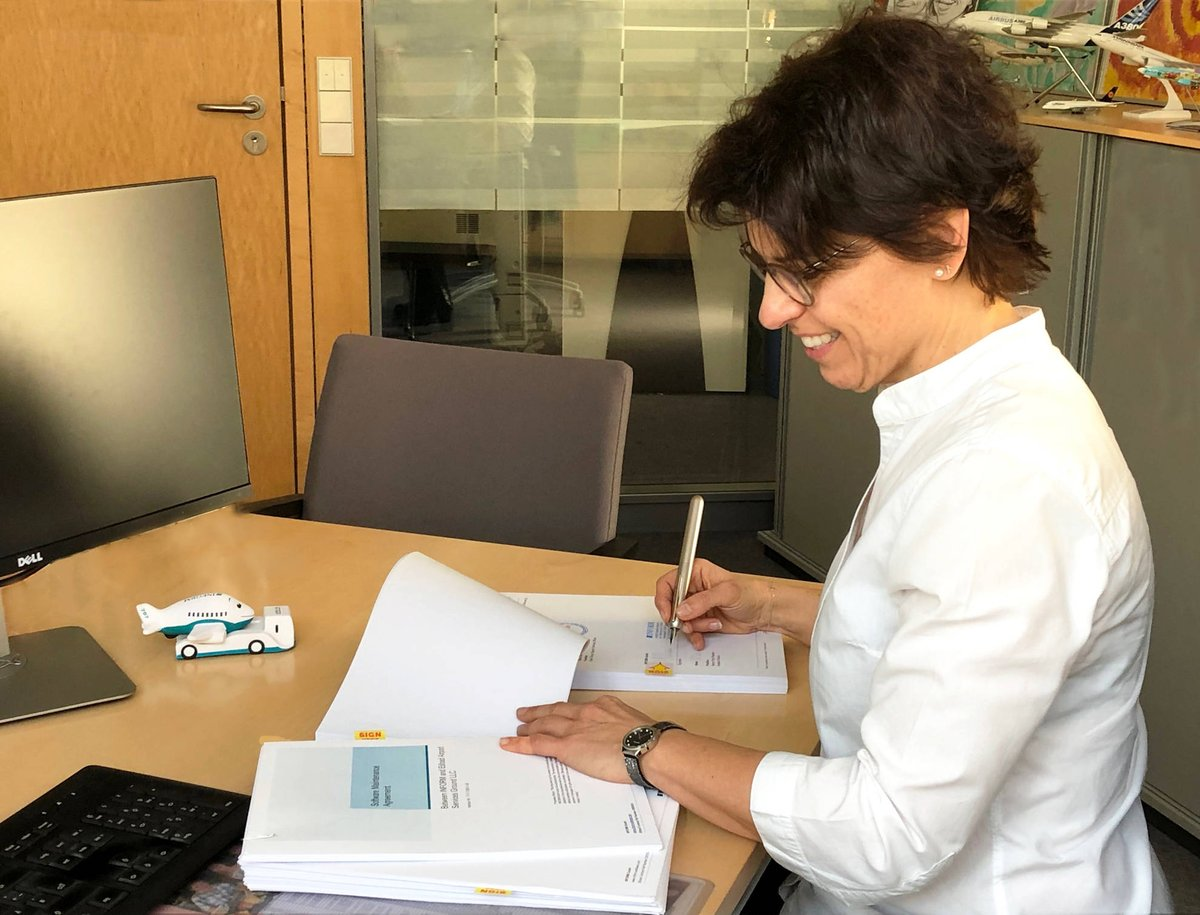 We have great news to announce - and look forward to exciting times ahead! Do you want to find out more and take a glance over the shoulder of INFORM's Uschi Schulte-Sasse? Stay tuned!    #aviation #newcontract #WorldofINFORM<br>http://pic.twitter.com/rXsNwhUvvd