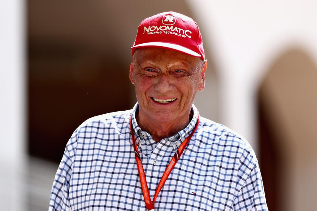 Shocked by the loss of Niki Lauda. He was a true legend in our sport and someone I had great respect for. May he rest in peace #RIPNiki