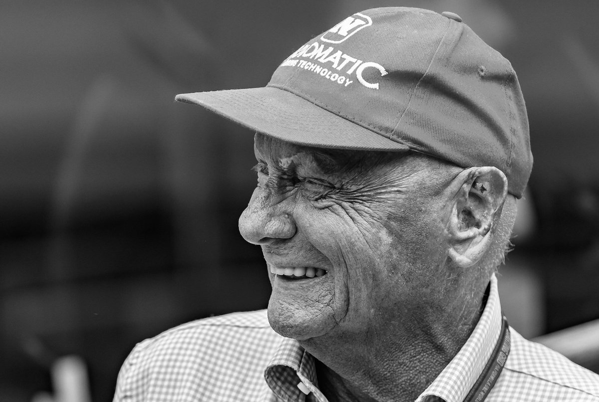 Can't find the words.. a special person has passed away. Rest in Peace, Niki!