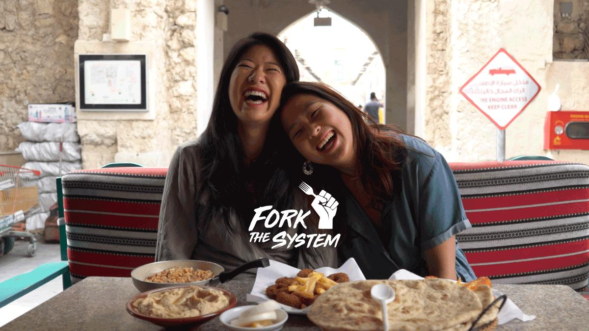 If we are what we eat, then what does our food say about us?  If you're hungry for answers, join @Joixlee and @Hyojinandtonic in their upcoming series, #ForkTheSystem. We bite into the big questions with an insatiable appetite.