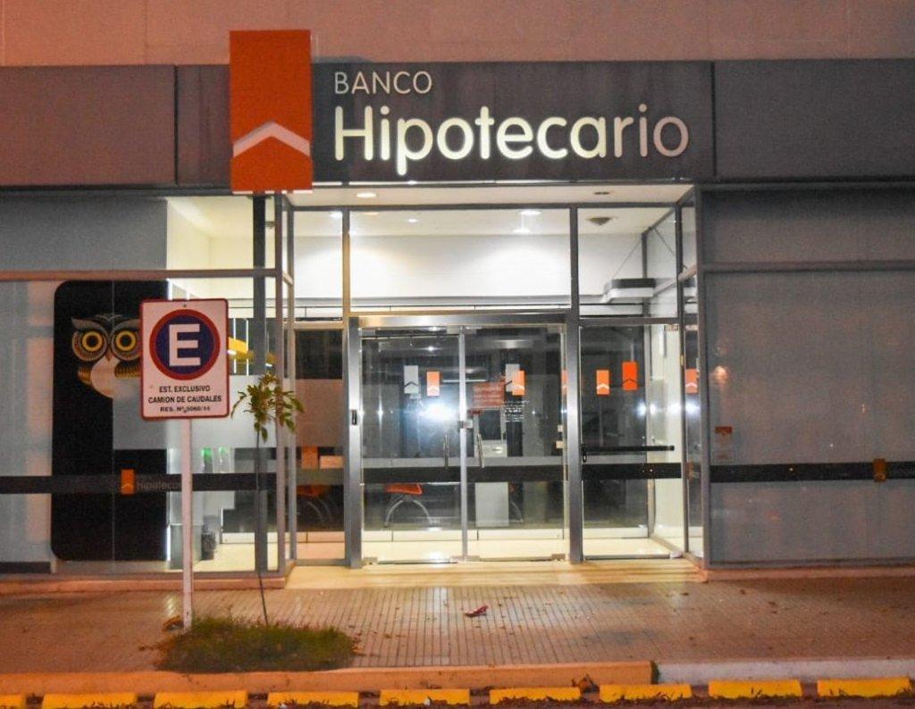 #GeneralPico | Cerró la sucursal del Banco Hipotecario