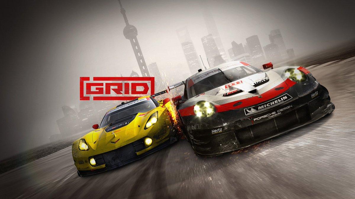 GRID 2019 game