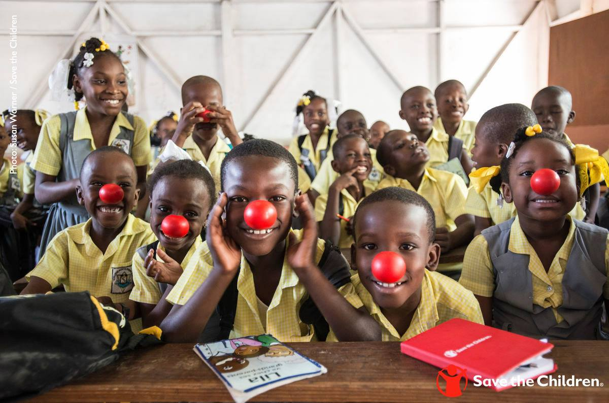 Learn how #RedNoseDay helps us create rock-star readers in #Haiti! http://ow.ly/aO6V50ukfnT #TuesdayMotivation