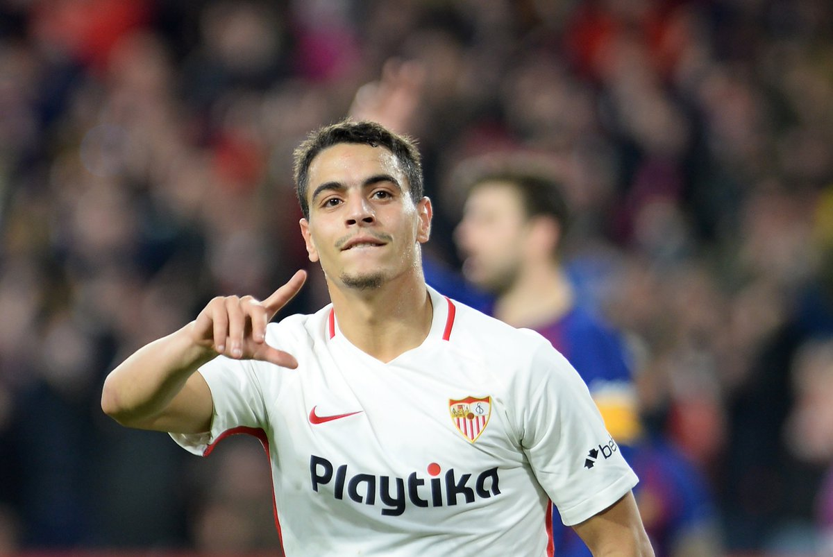 OptaJean's photo on Ben Yedder