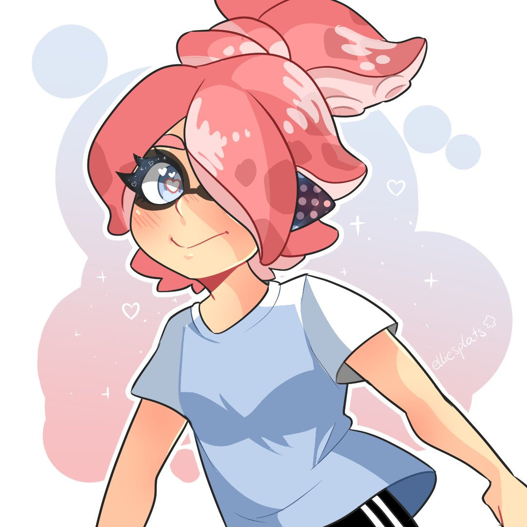 I'm sorry that my style is kinda inconsistent right now, I'm still figuring out my Splatoon style unu   This is an alternate version of my OC, I'm still debating which one I like more... ; w ;   #Splatoon2 #SquidOC #SplatoonArt #ArtistOnTwitterpic.twitter.com/jcBTB0tkG6