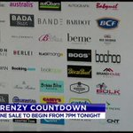 Image for the Tweet beginning: Australia's biggest online shopping event