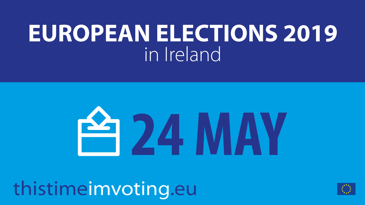 Clarification: voters in Ireland will elect 13 MEPs this Friday, two more than in the 2014 elections. Of the 13 elected, 11 will take their seats after the election and the remaining two following the UKs withdrawal from the EU. More @ european-elections.eu/how-to-vote/ir…