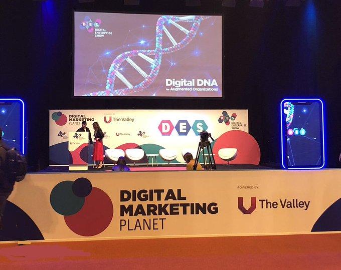 Comienza #DES2019! https://t.co/MdQUOjeiIy #DigitalTransformation #DigitalDNA...