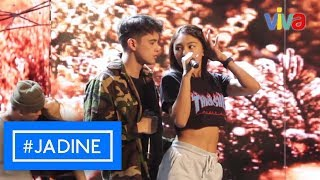 Here&#39;s a quick look on @tellemjaye James Reid and @hellobangsiee  Nadine Lustre rehearsal for their guesting on ASAP.  WACTH IT HERE:  https:// youtu.be/Jf_6h7bvkCE  &nbsp;  <br>http://pic.twitter.com/DAM3UkIBNY