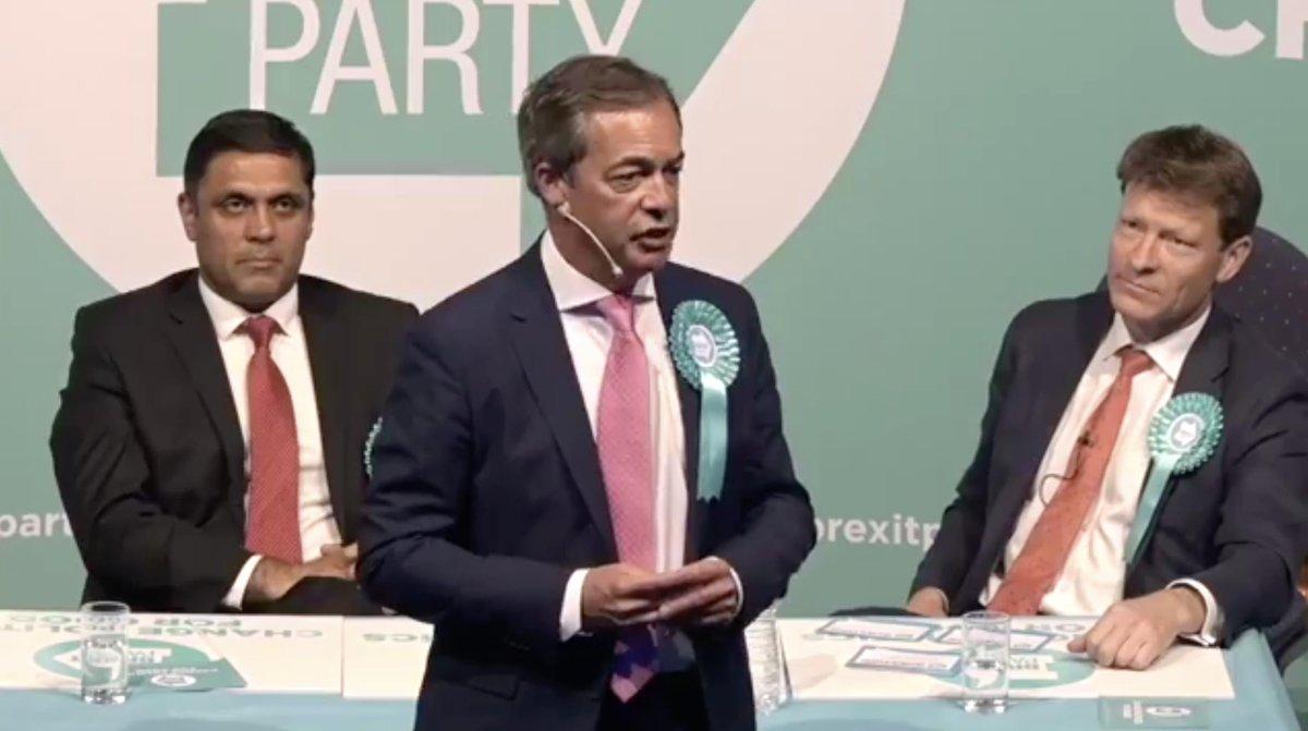 Nigel Farage's photo on Farage