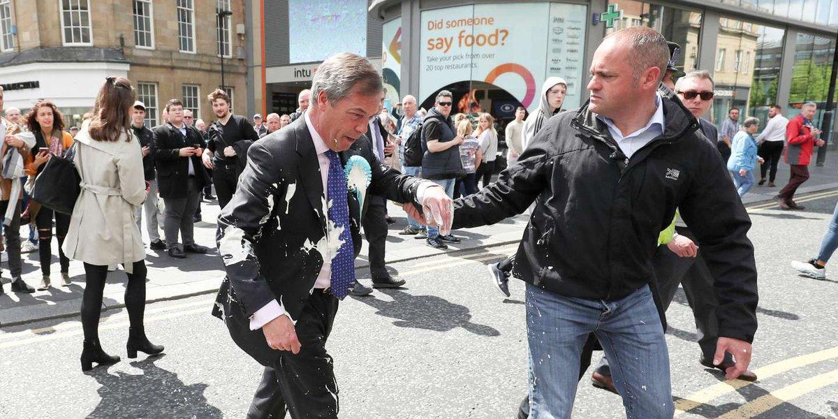 Bob le Centriste's photo on Farage