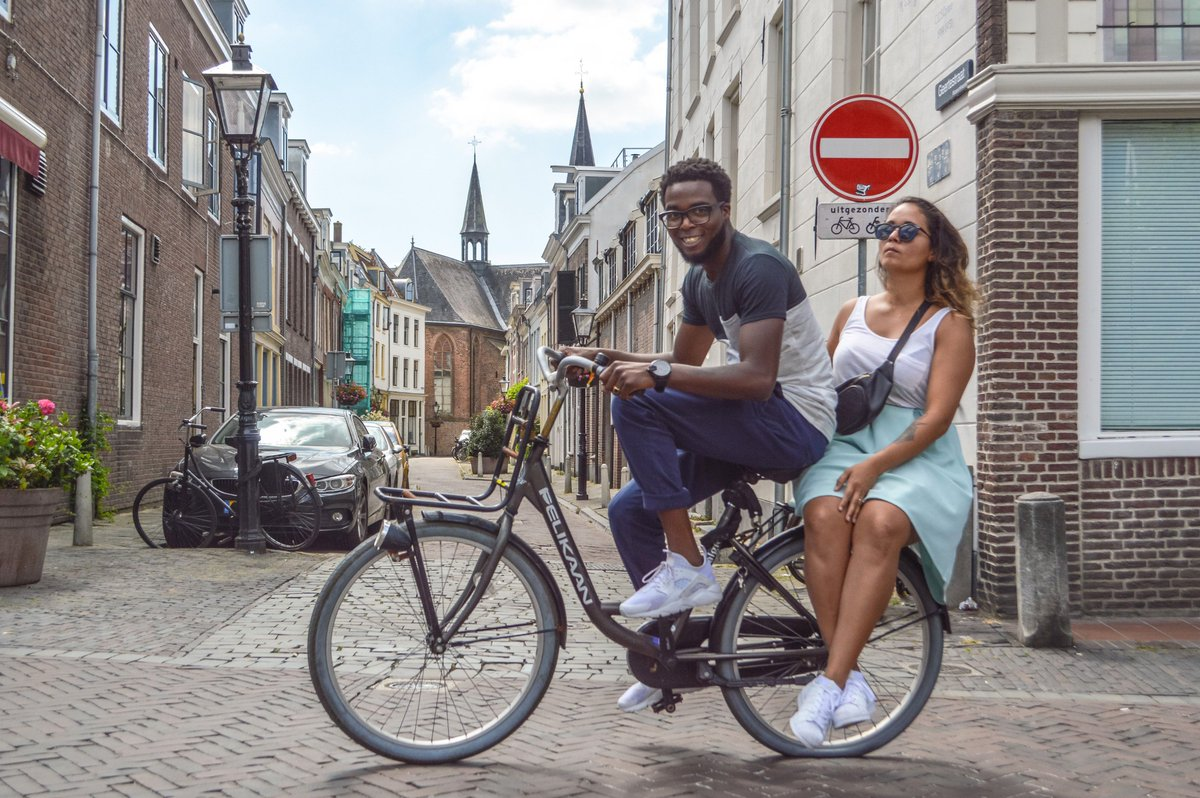 Recognizing its role as a simple, affordable, reliable, and sustainable means of transport, the UN has declared June 3rd #WorldBicycleDay. To mark the occasion, we invite you to share a photo in response to the query:  What does #DutchCycling mean to you?  https://dutchcycling.nl/news/344-what-does-dutchcycling-mean-to-you…