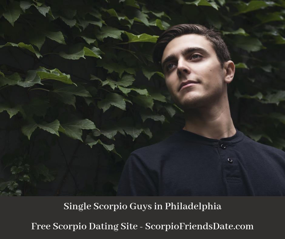 Scorpio dating site