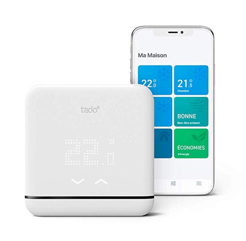 Tado, le contrôleur à distance de votre climatisation