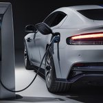 Image for the Tweet beginning: Think #EVs aren't up-market? Think