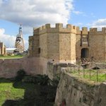 Image for the Tweet beginning: Il Castello a mare diPalermo