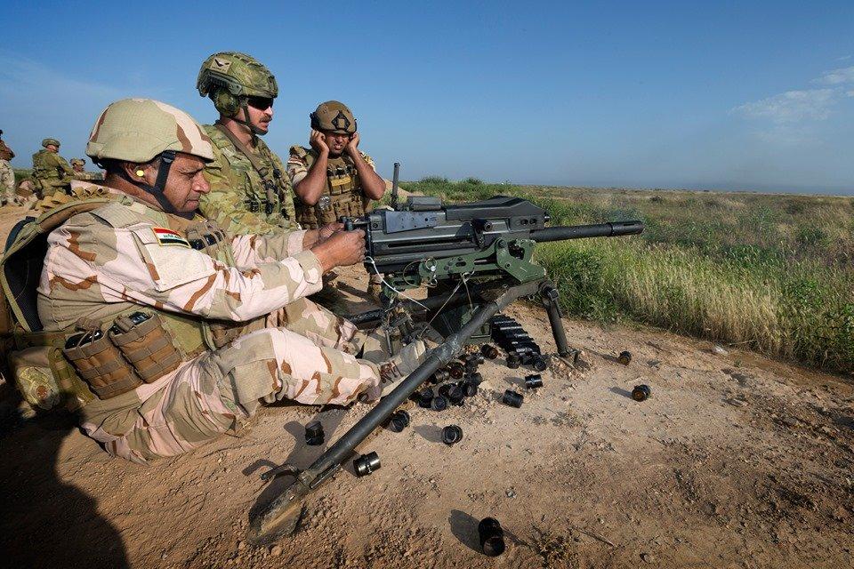 جهود التحالف الدولي لتدريب وتاهيل وحدات الجيش العراقي .......متجدد - صفحة 5 D7Fa8v0WsAAdKOb