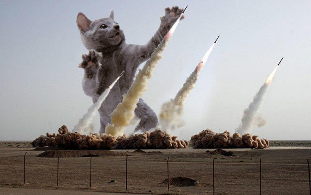 Картинки прикольные ракета