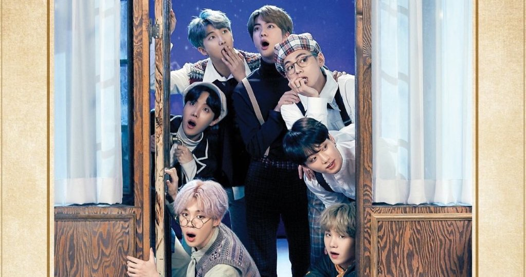 BTS is the first group in history to spend 5 weeks atop Billboard Artist 100 <br>http://pic.twitter.com/2v86QNB3v6