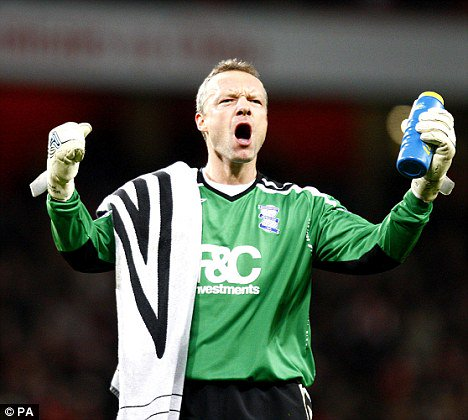 Following on from our top strikers    We want to know who's been the best between the sticks at St.Andrews #bcfc <br>http://pic.twitter.com/aRgzVI6QVV