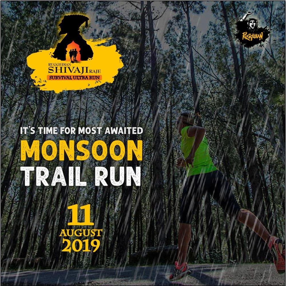 For more details visit: http://bit.ly/2POnKH5 or call us at 9623688883  #Ruggedian #Kolhapur #ShivajiRaje #Shivjayanti #StrongBreed #RuggedCulture #Panhala #TrailRun #MonsoonTrailRun #trailrun #marathon #runnersworld #running #run #runnerpic.twitter.com/xzqBx5PTKG