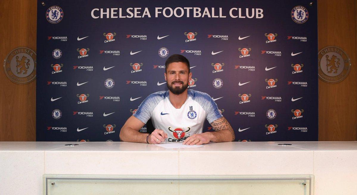 Transfer News Live's photo on Olivier Giroud
