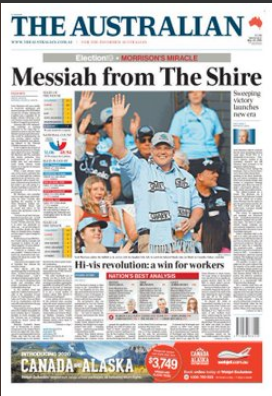 He&#39;s not the Messiah, he&#39;s just a very naughty boy. #LiarFromTheShire #auspol <br>http://pic.twitter.com/tjhtTuh1Bo