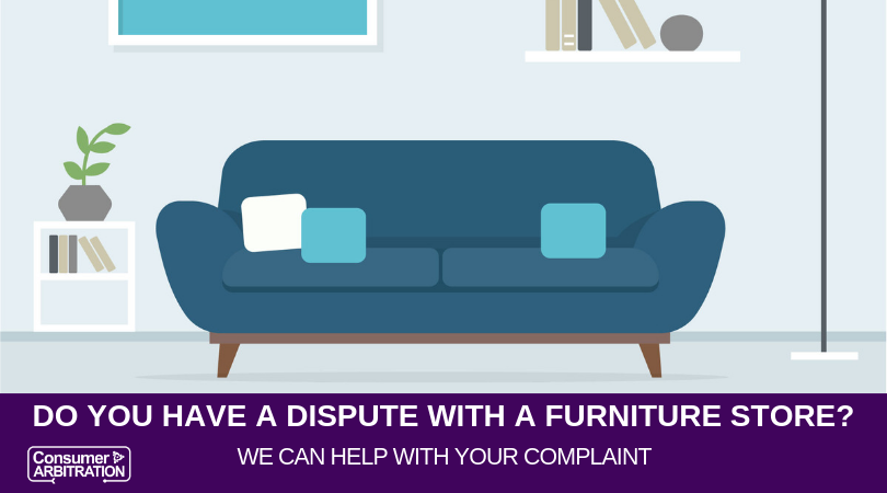 test Twitter Media - Bought furniture that is not fit for purpose? Contact Consumer Arbitration for assistance with resolving the dispute: https://t.co/5UAUWRjJny #furniturecomplaints #retail https://t.co/DjLk9h7LDs