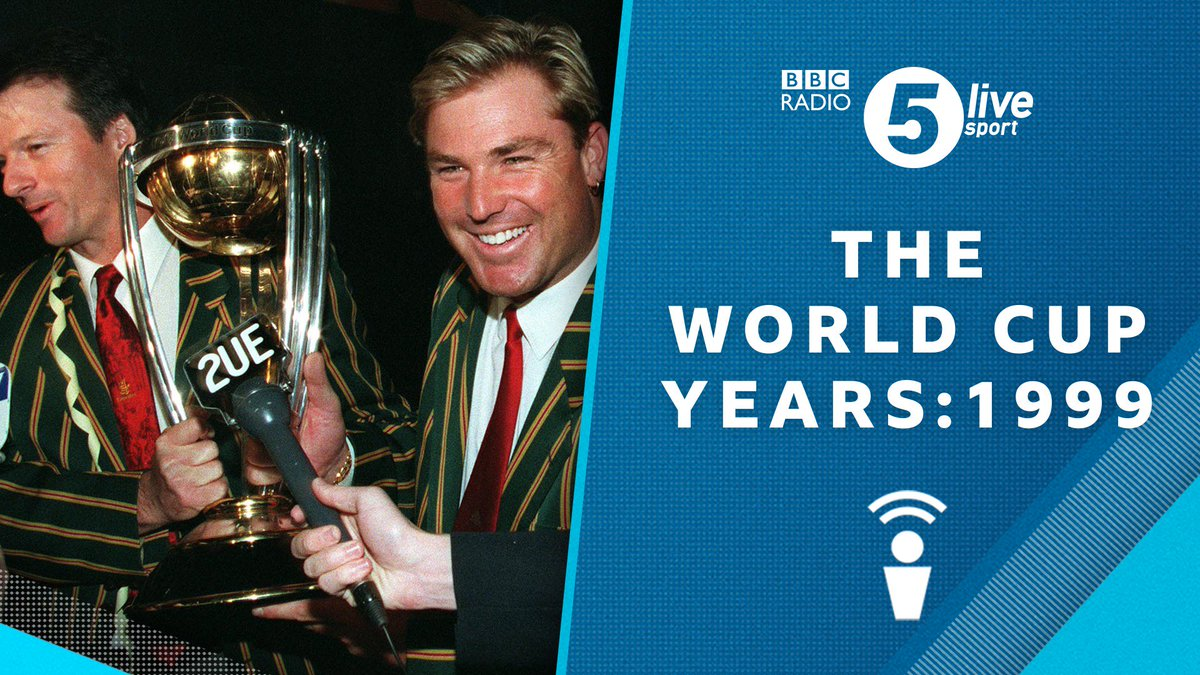 An early #ENG exit;  A tied semi-final;  And an infamous official song. @KevinHowells7 and @ZaltzCricket look back on the last #CWC on English soil. Download http://bbc.in/2YGKFY2  #bbccricket