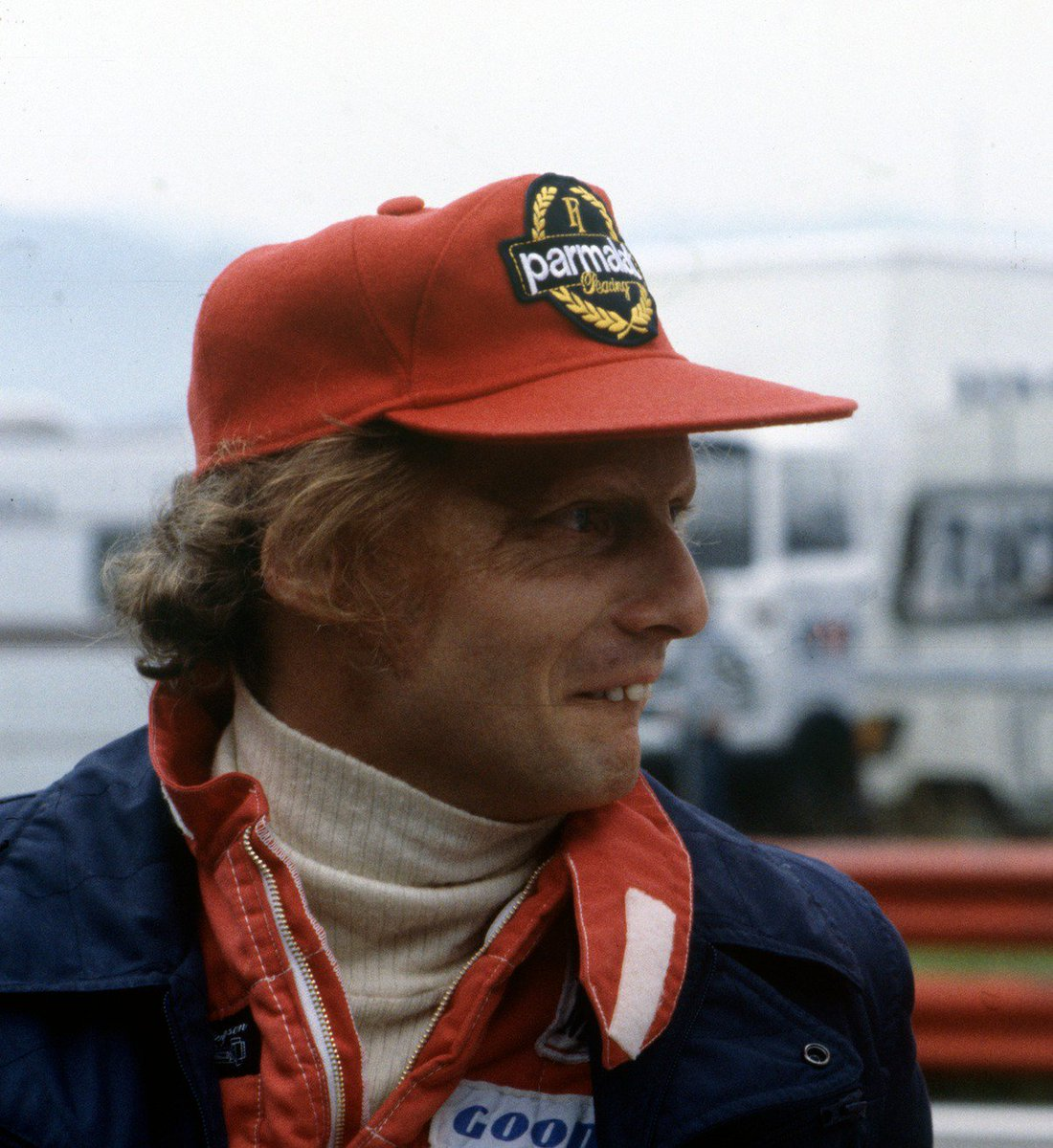A legend and inspiration for all motorsport fans. Rest in peace Niki Lauda.