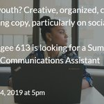 Image for the Tweet beginning: Ottawa youth looking for an