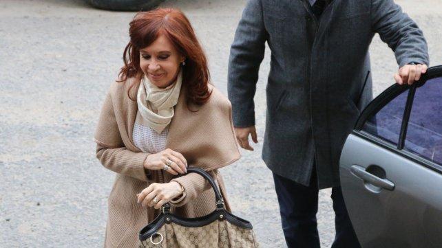 #CausaVialidadNacional | Cristina enfrenta su primer juicio oral por corrupción