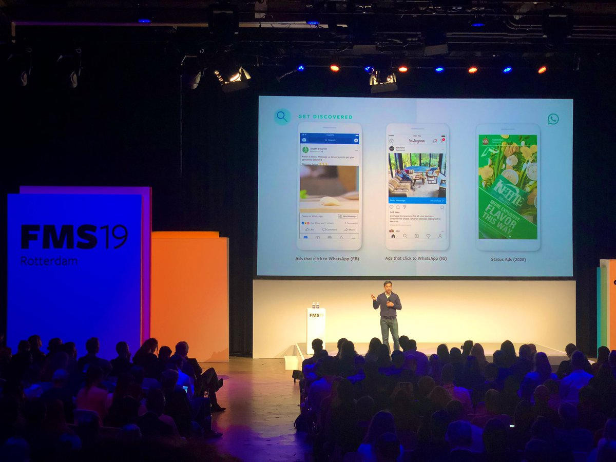 Olivier Ponteville On Twitter Whatsapp Will Bring Stories