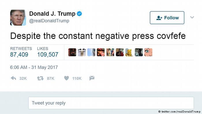 donald trumps error filled tweets - 700×394