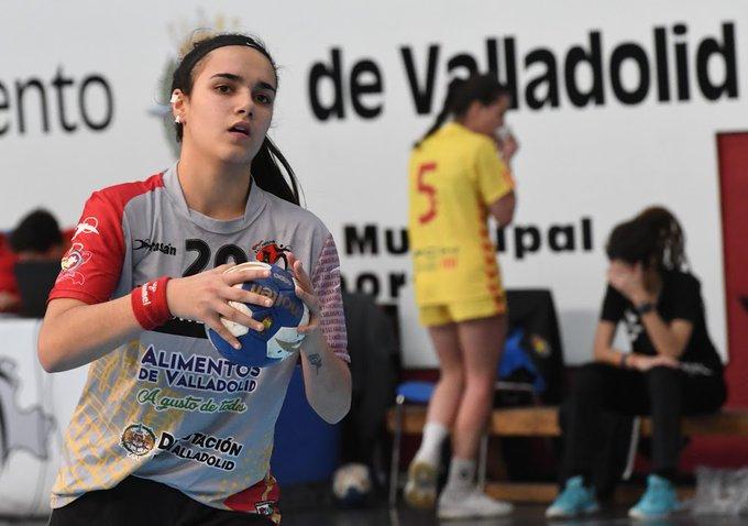 ELBA ALVAREZ, FICHA POR EL AULA ALIMENTOS DE VALLADOLID