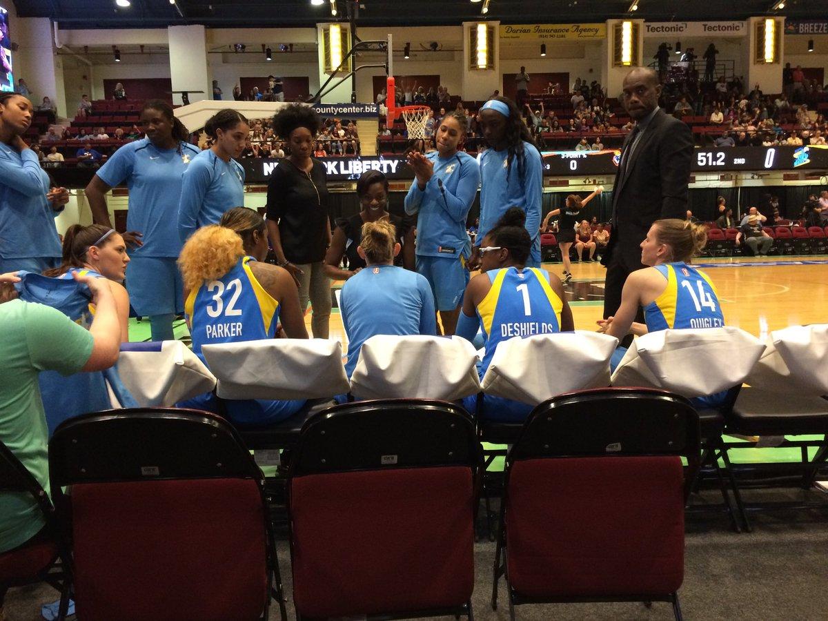 Bientôt la reprise @WNBA 💪🏻⛹🏻♀️🏀 #memory