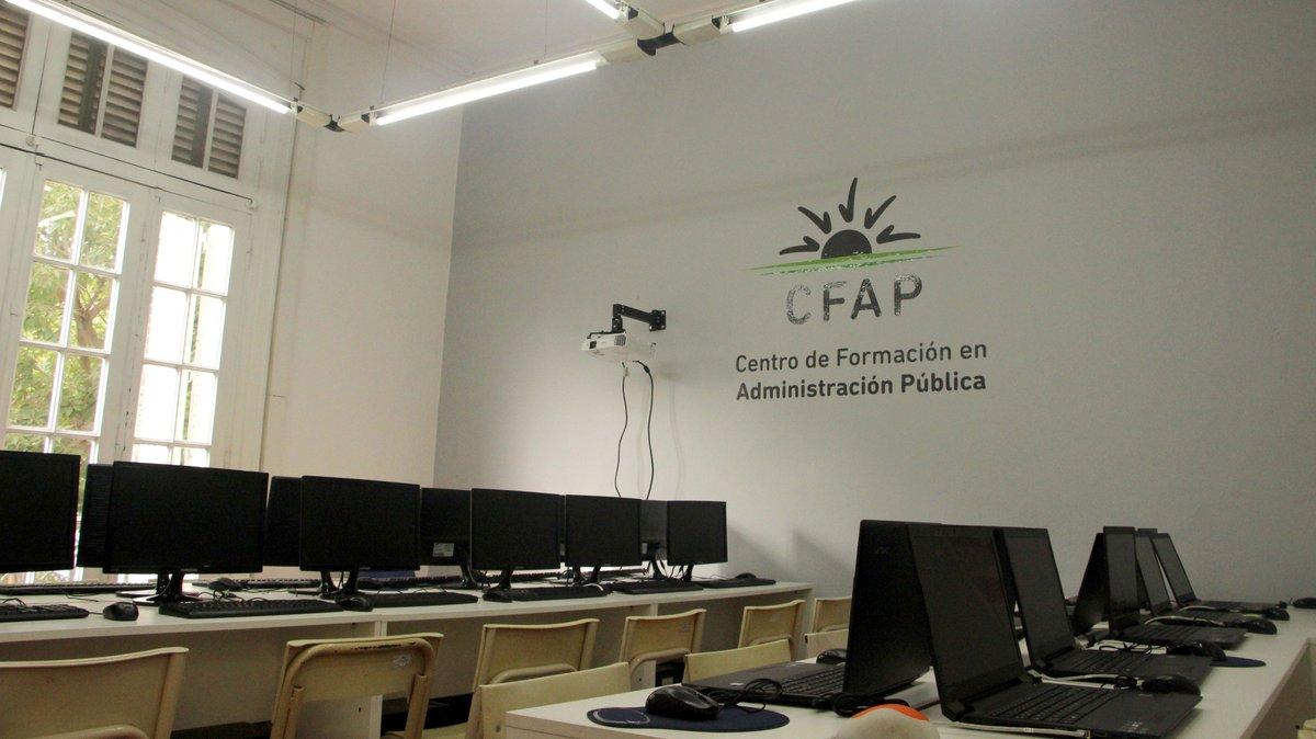 Se inauguraron las nuevas instalaciones del Centro de Formación en Administración Pública de #LaPlata. Ahora, sus alumnos cuentan con un nuevo entorno formativo para desarrollar sus actividades 👉http://www.abc.gob.ar/Se-inauguraron-las-nuevas-instalaciones-del-CFAP…