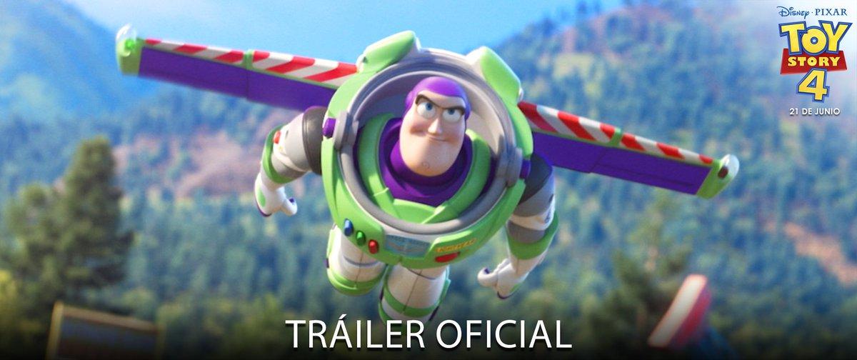 Nuevo trailer de Toy Story 4 La espera llega llega a su fin