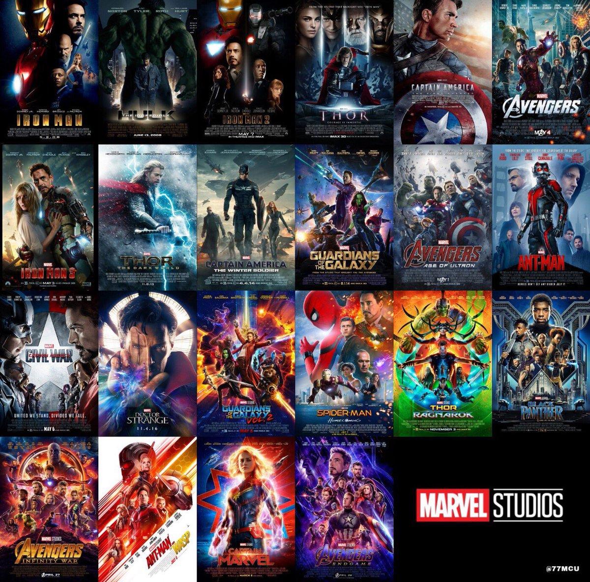 Marvel Universe on Twitter: