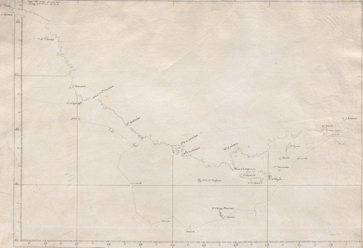 Un mes después el oficial inglés William Smith llegaba a la Antártida. En sucesivas expediciones descubrió restos del naufragio del navío español e indicios de presencia humana.🗾 #archivos #ArchivosdeDefensa @Armada_esp @Museo_Naval