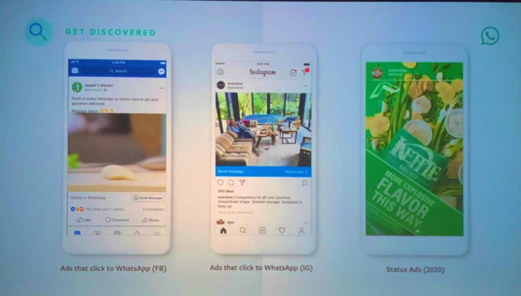 WhatsApp rencanakan iklan didalam aplikasi.