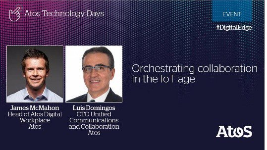 How to orchestrate collaboration in the #IoTage? A question that was answered by our experts...