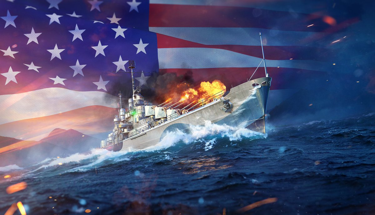 Action! Danger! Adventure! Join the naval campaign, hunt for Atlanta and conquer the seas!Play World of Warships: Legends now for free on@Xbox: http://xbx.lv/2KMF8gf