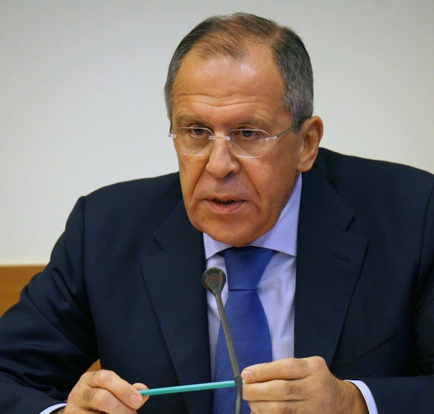 FM #Lavrov: Russia will continue promoting an intl agenda that takes into account the identity of nations and builds trust between religions, civilisations and cultures. <br>http://pic.twitter.com/zItoKQbuYI