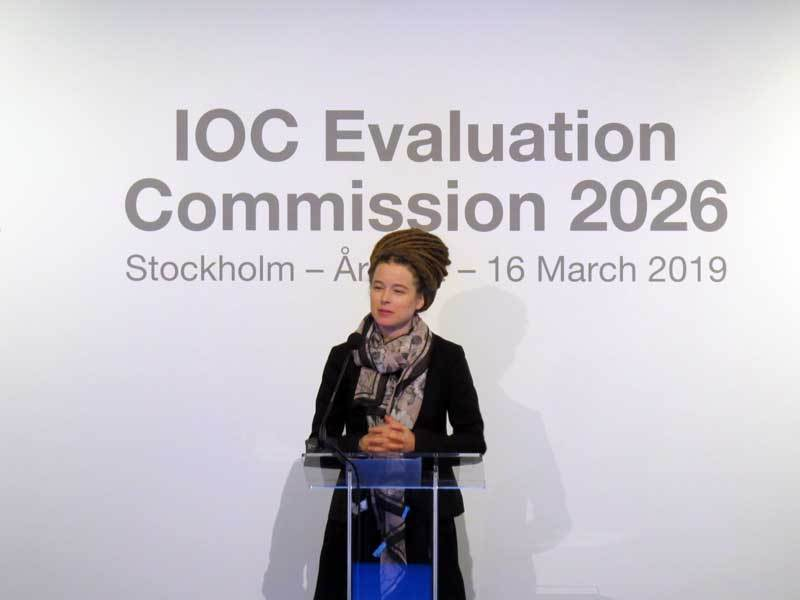 test Twitter Media - Swedish Sport Minister Sees Close 2026 Olympic Winter Games Bid Race With Italy https://t.co/Rr6ZqvjTWb https://t.co/nt05oeIjqz