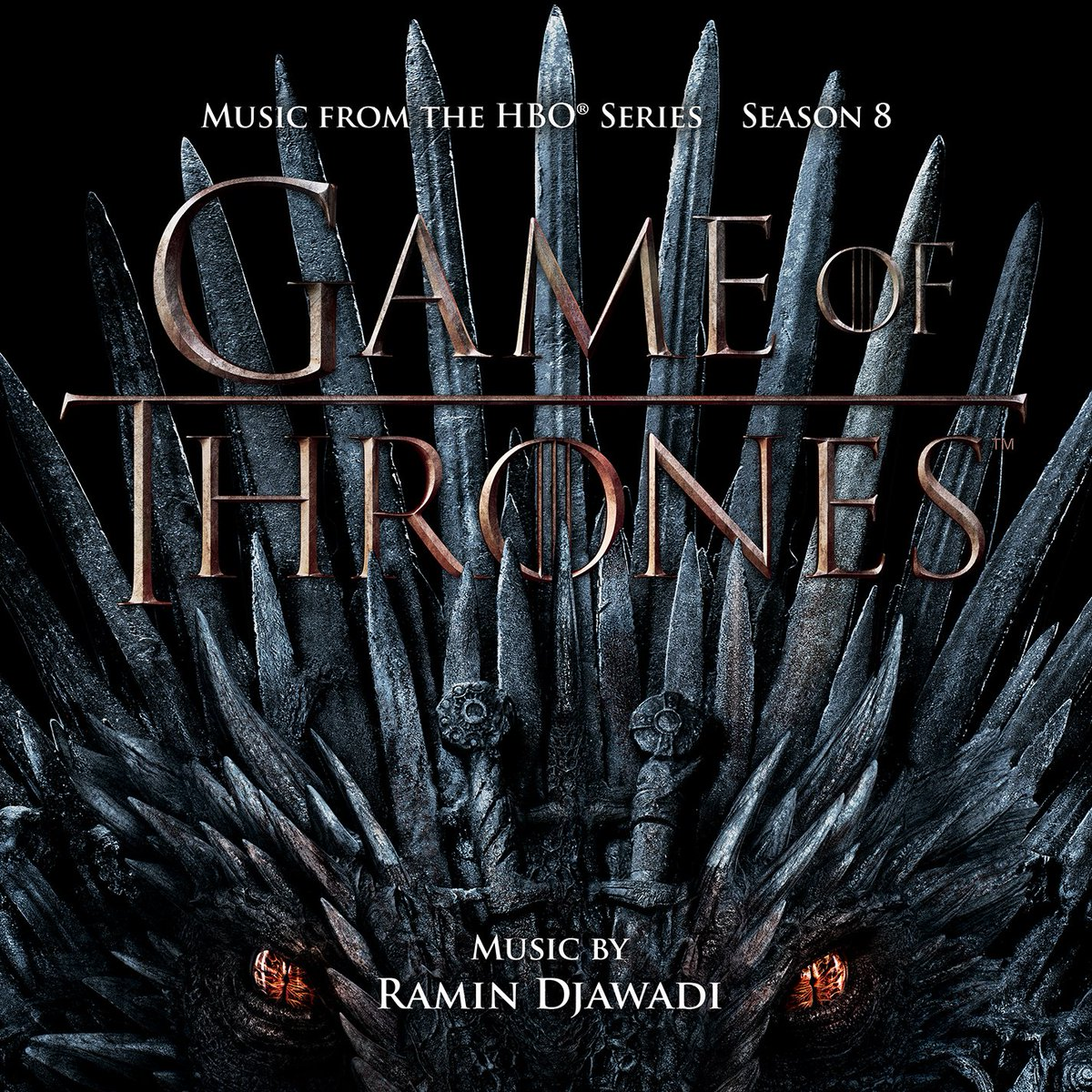 The sounds of the final season.  The official #GoTS8 soundtrack by @Djawadi_Ramin is here: https://itsh.bo/2VTZKZk