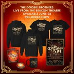 Image for the Tweet beginning: Visit The Doobie Brothers Official